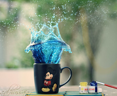 Splash [4\?] photo by Corna. QTR ♥ أستغفر الله