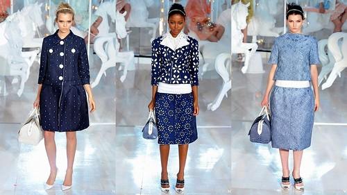 2012 Louis Vuitton 春夏巴黎時裝週5