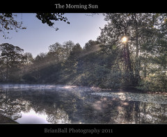 The Morning Sun photo by BrianBallPhotography