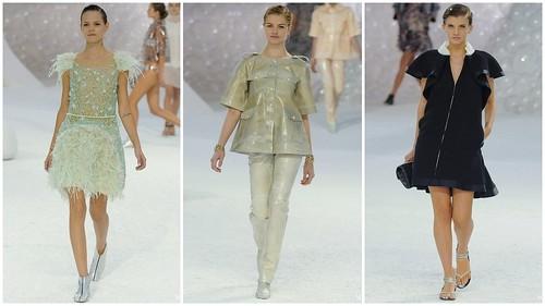 2012 Chanel 春夏巴黎時裝週8