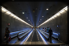 Barcelona_Metro station Diagonal photo by King Midas Touch*
