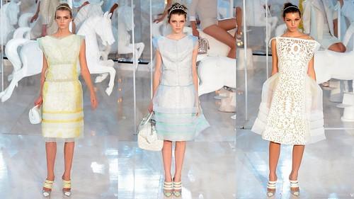 2012 Louis Vuitton 春夏巴黎時裝週4