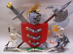 Lego Coat of Arms photo by monsterbrick