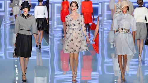 2012 Christian Dior 春夏巴黎時裝周10