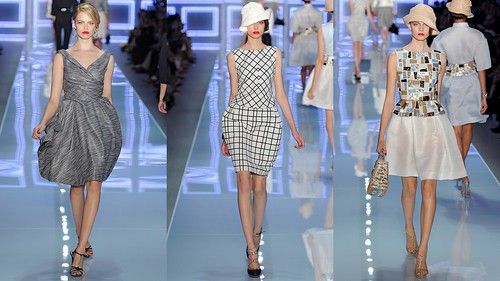 2012 Christian Dior 春夏巴黎時裝周7