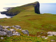 neist point,isle of skye,scotland. photo by Bearded iris.