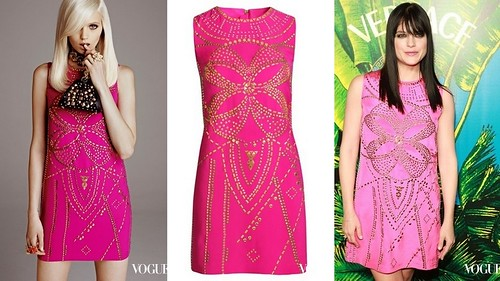 Versace For H&M2011秋冬聯名商品3