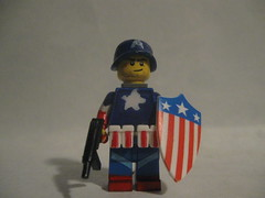 Captain america photo by Lego Ness430
