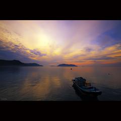 Beautiful dawn photo by -clicking-