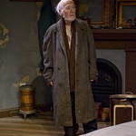 William J. Norris (Davies) in THE CARETAKER.  Photo by Michael Brosilow.