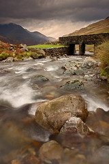 Gatesgarthbeck Bridge photo by Julian Barker