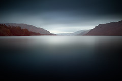 Bleak and Beautiful - Ullswater, Cumbria, UK photo by Richard:Fraser