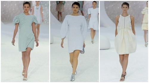 2012 Chanel 春夏巴黎時裝週11