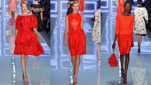 2012 Christian Dior 春夏巴黎時裝周4