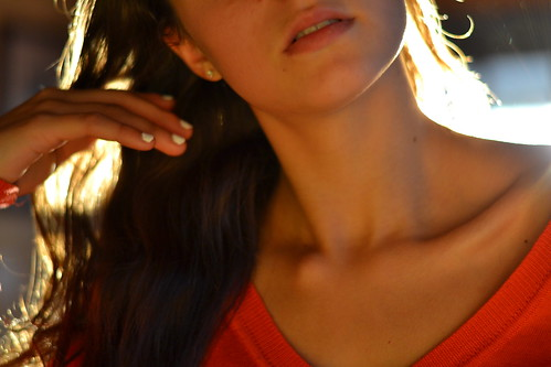 Collar bone...(180/365) photo by *amanda lynn
