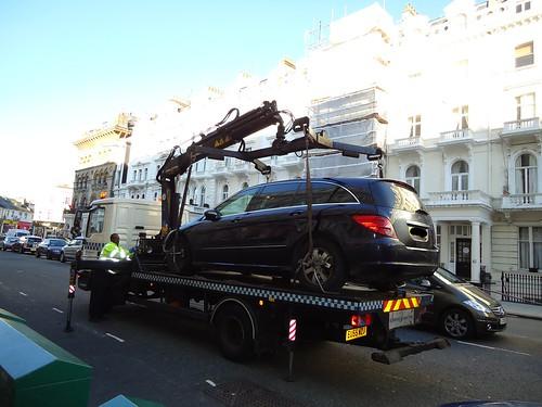 Parking Suspension 9