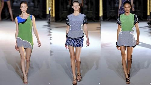 2012 Stella McCartney 春夏巴黎時裝週8