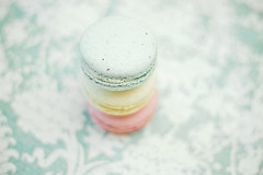 Parisian Macarons photo by JoyHey