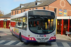 First Volvo B7RLE 69151.MX06VOD - Leigh photo by dwb transport photos