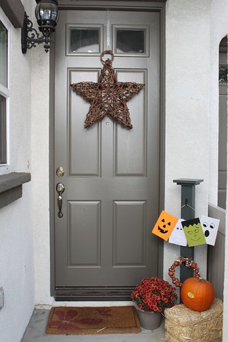 DIY - Front Door Sign Post | Changing My Destiny