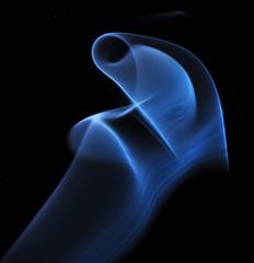 Smoke Wave photo by Bill Gracey