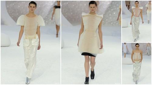2012 Chanel 春夏巴黎時裝週1