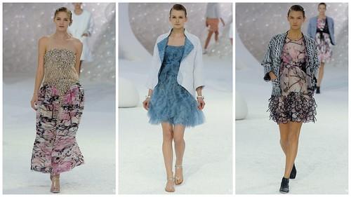 2012 Chanel 春夏巴黎時裝週7