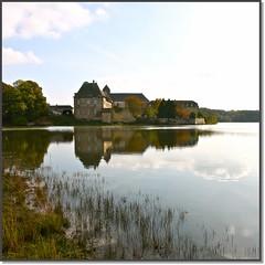 Abbaye de Paimpont photo by Vince Arno