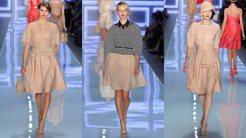 2012 Christian Dior 春夏巴黎時裝周5