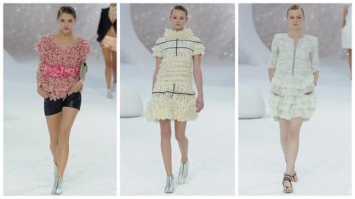 2012 Chanel 春夏巴黎時裝週10