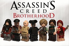 Lego Assassin's Creed Brotherood photo by Ļit
