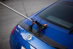 350z GoPro Camera Mount