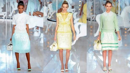 2012 Louis Vuitton 春夏巴黎時裝週3