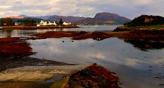 Plockton, Highlands, Scotland. photo by Bearded iris.