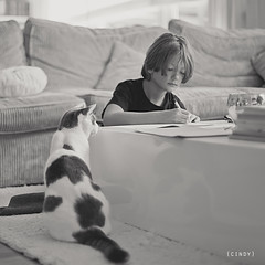 homework supervisor photo by {cindy}
