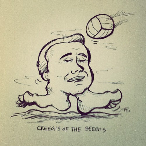 Creegis of the Beegis #30characters #18 #Regis