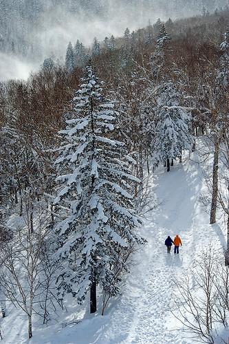 大雪山 黑岳