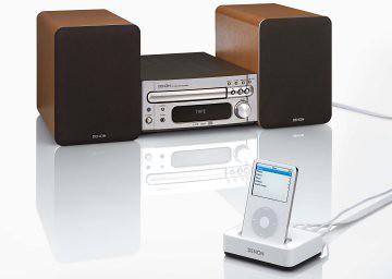 Denon asd1r pod dock with system