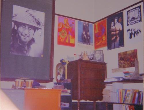 A Corner of My Bedroom, circa 1967