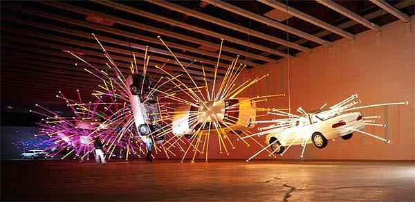 Exploding Cars 2