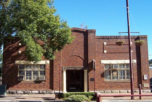 School of Arts Mann Street Gosford