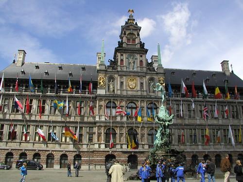 Antwerp Belgium 0506 020