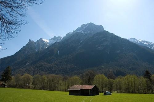 view of Karwendal