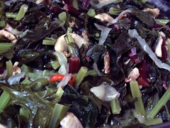 Collard-in-cocomilk