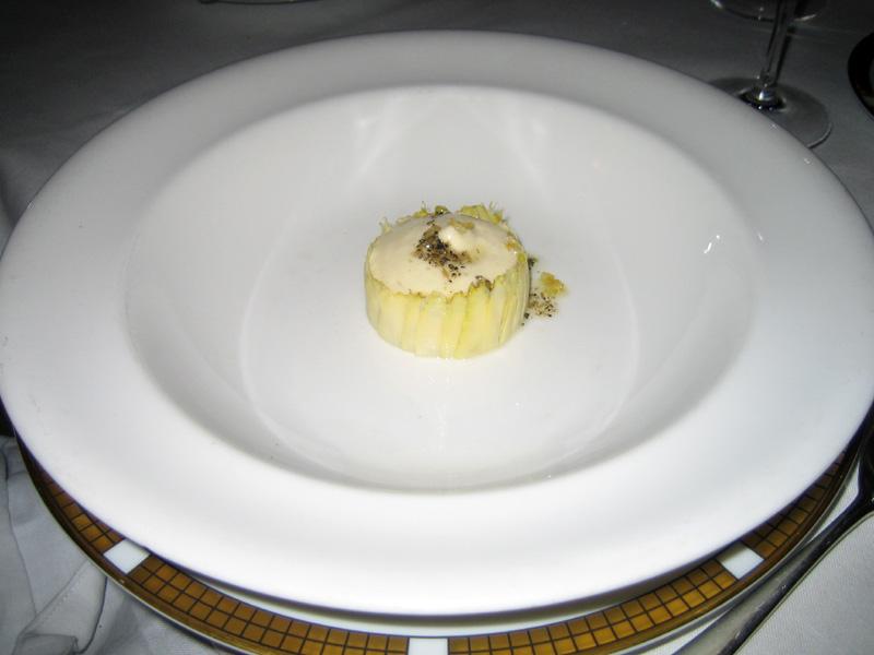 Can Roca - Asparagus Mousse