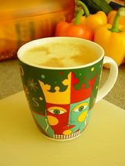 Lieblingskaffeetasse