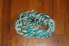 Hand Spun Yarn - Drop Spindle