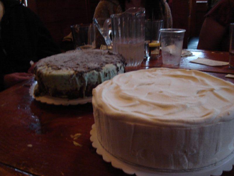 Birthday Cake(s)