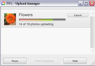 Upload Manager