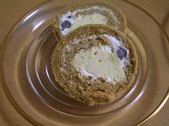 黒糖・和三盆の豆乳ロールケーキ
